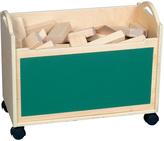 Guidecraft Block Cart