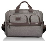 Tumi 'Alpha 2' T-Pass Coated Canvas Briefcase - Grey