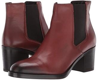 Clarks Mascarpone Bay (Black Leather) Women's Boots