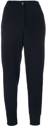 Jo No Fui High Waisted Track Pants