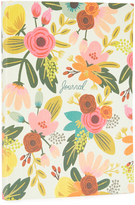Rifle Paper Co. Mint Floral Journal