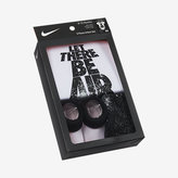 """Nike \""""Let There Be Air\"""" Three-Piece Infant Bodysuit Set"""