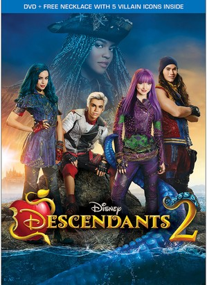 Disney Descendants 2 DVD