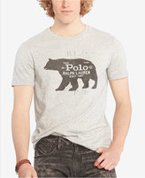 Polo Ralph Lauren Men's Big & Tall Graphic-Print T-Shirt
