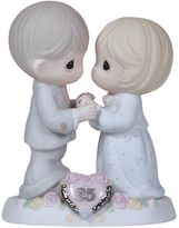 Precious Moments ''Our Love Still Sparkles'' 25th Anniversary Figurine
