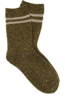 Hansel from Basel JV Crew Wool-Blend Socks