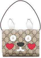 Gucci Kids bunny shoulder bag