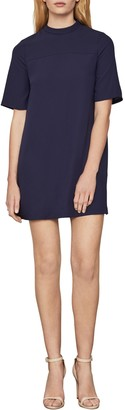 BCBGMAXAZRIA Short Sleeve Woven Dress