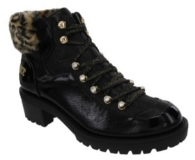 Juicy Couture Indulgence Booties Women's Shoes