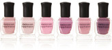 Deborah Lippmann Bed Of Roses Set Of Six Nail Polishes - Antique rose