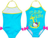 Hello Kitty AGE Group Halter One Piece Bathing Suit - Size 2T