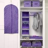 Joy Mangano JOY 32pc Ultimate Closet Organization with Huggable Hangers - Brass