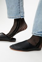 Emilio Cavallini Gallery Fishnet Sock by at Free People