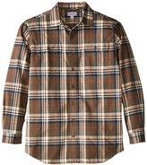 Carhartt Men's Big & Tall Hubbard Plaid Shirt