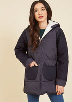 Perfected Puffiness Coat in 40(EU)