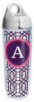 "Tervis Octagon Monogram Initial ""A"" 24 oz. Water Bottle"