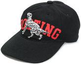 MSGM dog motif baseball cap