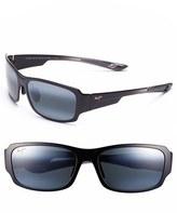 Maui Jim Men's 'Forest - Polarizedplus2' 60Mm Sunglasses - Metallic Gloss Copper