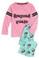 PJ Salvage Two-Piece Pajamas (Little Girls & Big Girls)