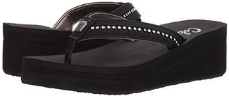 Cobian Tiffany II (Black) Women's Sandals