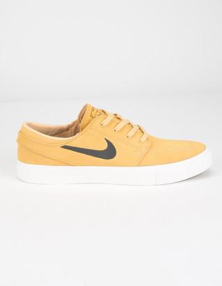 Nike SB Zoom Stefan Janoski Celestial Gold & Anthracite Shoes