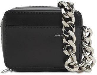 Kara LEATHER CAMERA BAG