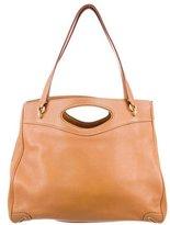 Loro Piana Leather Tote Bag