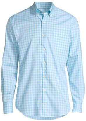 Peter Millar Garrett Gingham Shirt