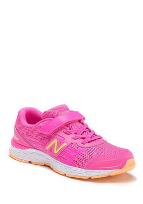New Balance Mesh Lace-Up Sneaker (Toddler & Little Kid)