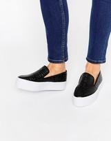 Asos DUCHESS Slip On Sneakers
