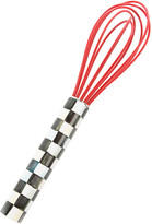 Mackenzie Childs MacKenzie-Childs - Red Courtly Check Whisk - Small