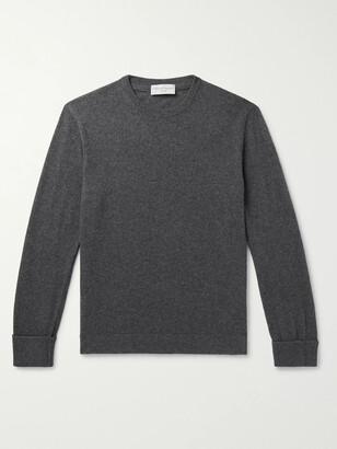 Officine Generale Nina Melange Cashmere Sweater