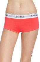 Calvin Klein Women's Modern Cotton Collection Boyshorts