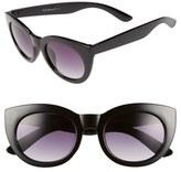 A. J. Morgan A.J. Morgan 'Inga' 50mm Sunglasses