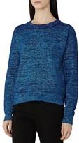 Reiss Richelle Metallic Sweater