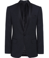 BOSS Virgin Wool Hockley Jacket