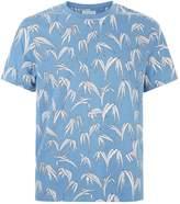 Sandro Palm Print T-Shirt