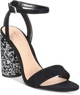 Aldo Rossena Cylinder-Heel Dress Sandals Women's Shoes