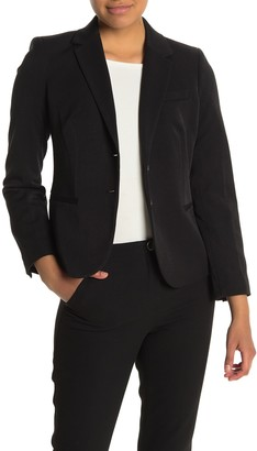 J.Crew Schoolboy Two Button Blazer (Petite)