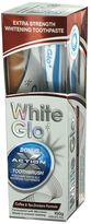 White Glo Coffee & Tea Drinkers Formula Whitening Toothpaste 100ml