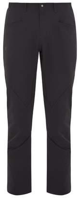Mammut Delta X - Zun Soft-shell Trousers - Mens - Black