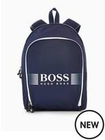 HUGO BOSS Pixel Nylon Backpack