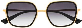 Christian Roth CR-101 oversized sunglasses