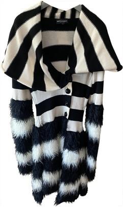 Emporio Armani Black Coat for Women