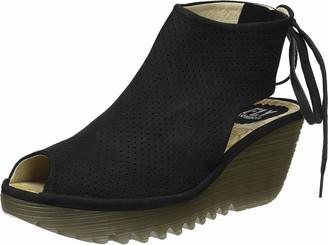 Fly London Women's Ypul799Fly Open Toe Sandals