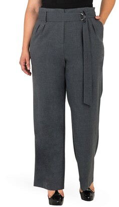 Standards & Practices Franchesca High Waist Trousers