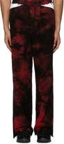 Haal SSENSE Exclusive Red Borealis Lounge Pants