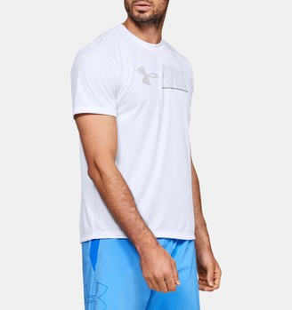 Under Armour Men's UA Run Graphic Escape T-Shirt
