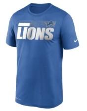 Nike Detroit Lions Men's Legend Sideline T-Shirt