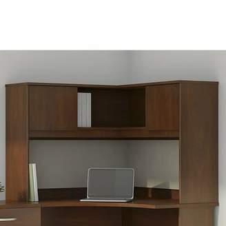 "Bush Business Furniture Series C Elite 36.06"" H x 47.09"" W Desk Hutch Bush Business Furniture Finish: Hansen Cherry"